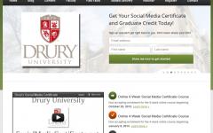 Social Media Certificate Website