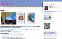 Deltina Hay Website