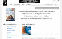 Quill Driver Books E-commerce Website