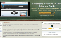 Leveraging YouTube Class