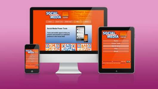Responsive Web Design at PlumbWebSolutions.com