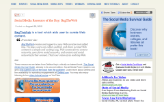 Social Media Power Website