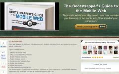 Mobile Web Class